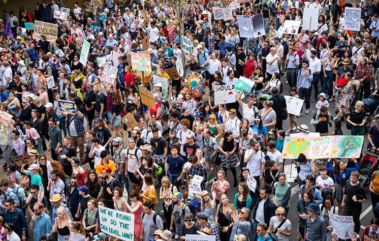 Капіталізм вбиває природу та екосистему
